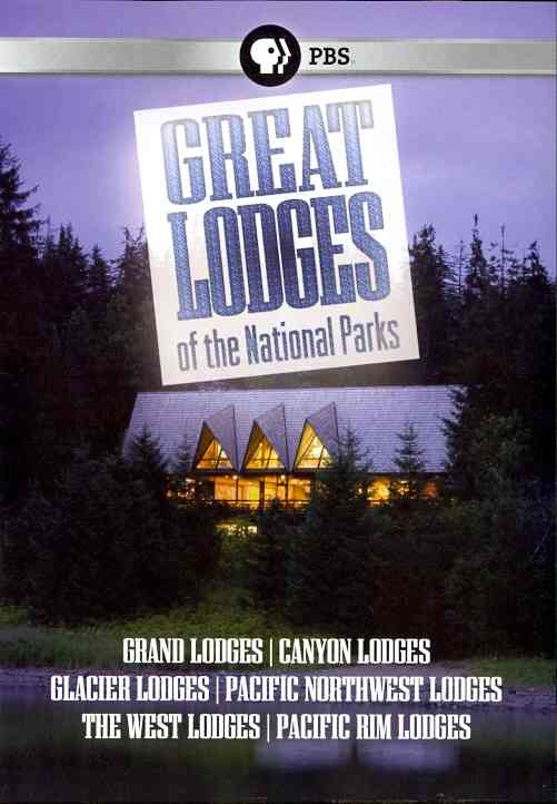 GREAT LODGES OF THE NATIONAL PARKS CO (DVD)